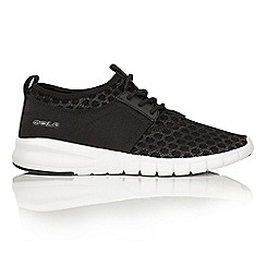Gola - Black 'Salinas' trainers