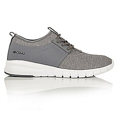 Gola - Grey 'Salinas' trainers