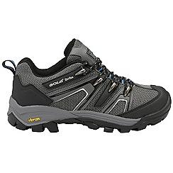 Gola - Grey 'Manzano' low hiker boots