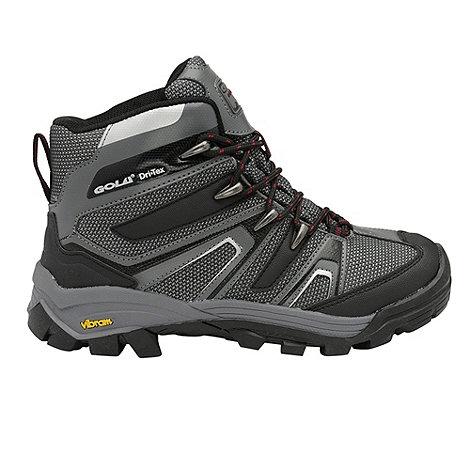 Gola - Grey +Manzano+ hiker boots