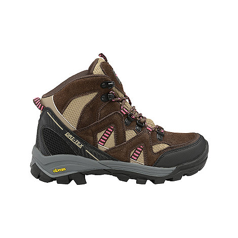 Gola - Brown +Anvil+ suede hiker boots