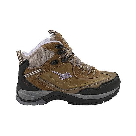 Gola - Taupe +Osborn+ hiker boots