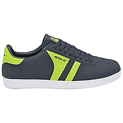 Gola - Navy/lime Amhurst' trainers