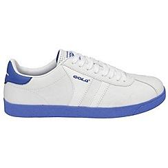 Gola - White/reflex 'Amhurst' trainers