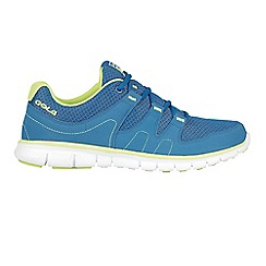 Gola - Blue/volt 'Termas' trainers