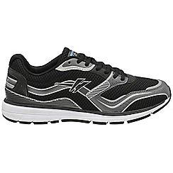 Gola - Black 'Lt-speed' fitness trainers