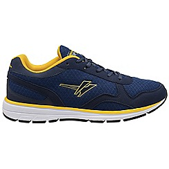 Gola - Navy 'C25k' fitness trainers