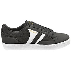 Gola - Black/White 'Jacksonville' mens lace up shoes