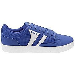 Gola - Blue/White 'Jacksonville' mens lace up shoes