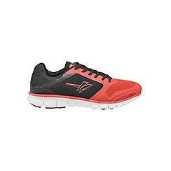 Gola - Red/Black 'Zorritos' trainers