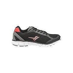 Gola - Black/Red 'Calera' trainers