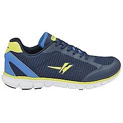 Gola - Navy/blue/volt 'Calera' trainers