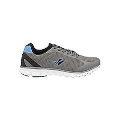 Gola - Grey/Blue 'Calera' trainers