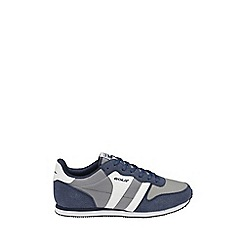 Gola - Navy/grey 'Melrose' trainers