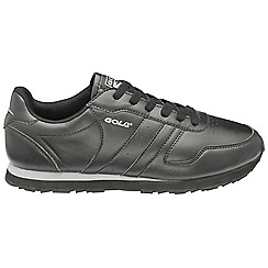 Gola - Black/grey 'Newprot' trainers