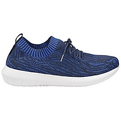 Gola - Navy/White 'Evolve' men's lace up sports trainers