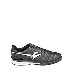 Gola - Black/white 'Rey SLR' trainers