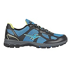Gola - Blue/black/volt 'Enduro TR' trail shoes