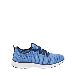 Gola - Blue/navy 'Sondrio' mens lace up trainers
