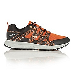 Gola - Orange 'Alberta Tr' mens trainers