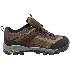 Gola - D.brn/brn/org Outdoor Conger Low Mens Hiker