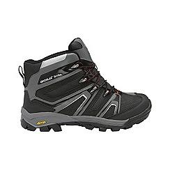 Gola - Black 'Manzano' hiker boots
