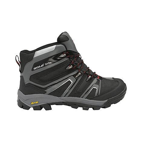 Gola - Black +Manzano+ hiker boots