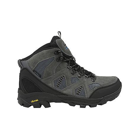 Gola - Dark Grey Outdoor +Anvil+ suede hiker boots