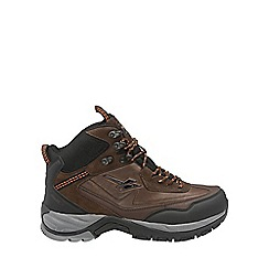 Gola - Brown 'Osborn' hiker boots