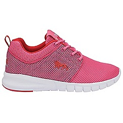Lonsdale - Pink 'Lonsdale' sivas trainer