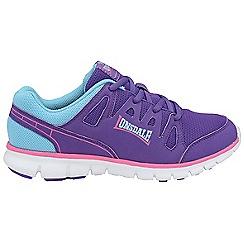 Lonsdale - Purple 'Lonsdale' caldas trainer
