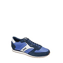 Lonsdale - Blue 'Coniston' trainers