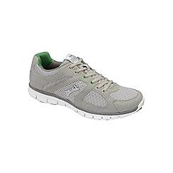 Lonsdale - Grey 'Salkeld' trainers