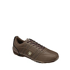 Lonsdale - Brown 'Seneka' dist trainers