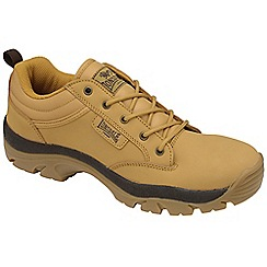 Lonsdale - Honey 'Ormside' low boots