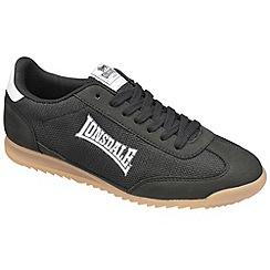 Lonsdale - Black 'Quinn' trainers