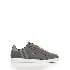 Lonsdale - Dark grey 'Coburn' trainers