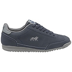 Lonsdale - Navy 'Lonsdale' quinn leisure trainer