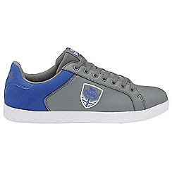 Lonsdale - Grey 'Lonsdale' leon 2 trainer