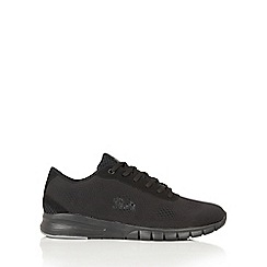 Lonsdale - Black 'Remi' trainers