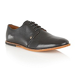 Frank Wright - Black 'Stein' lace up shoes