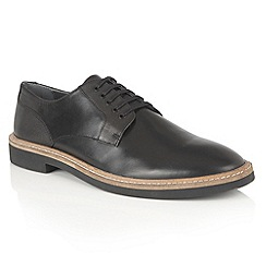 Frank Wright - Black 'Banff' mens lace up shoes