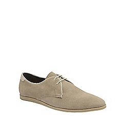 Frank Wright - Sand 'Karl' mens lace up shoes
