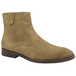 Frank Wright - Sahara 'Edison' men's slip on ankle boots