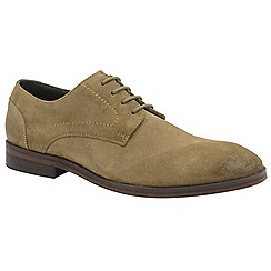 Frank Wright - Sahara 'Newton' men's lace up derby shoes