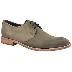 Frank Wright - Sand 'Pitt' men's lace up derby shoes