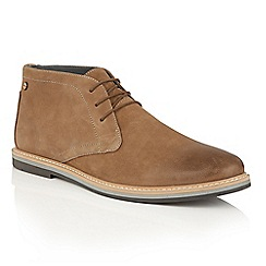 Frank Wright - Brown 'Barnet II' ankle boots