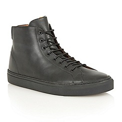 Frank Wright - Black 'Logan' high-top sneakers
