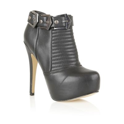 Dolcis Black ´Istanbul´ stiletto boots - . -