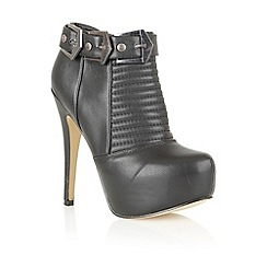 Dolcis - Black 'Istanbul' stiletto boots